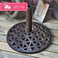 Parasol Base - Antique Bronze