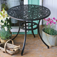 Jill Table - Antique Bronze