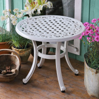 AVA Tisch - Weiß