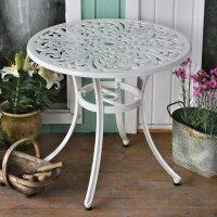 JILL Tisch - Weiß