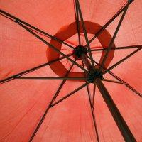 Sonnenschirm 3.5 m - Terrakotta