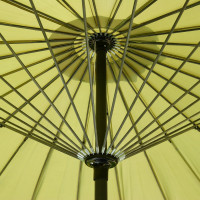 Sonnenschirm 2.7 m - Olivgrün
