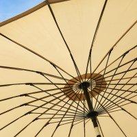 Sonnenschirm 2.5 m - Beige