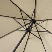 Sonnenschirm 3.5 m - Beige