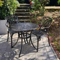 JILL Tisch - Antik Bronze (2 Personen Set)
