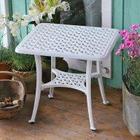 SANDRA Tisch - Weiß