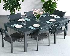 Rechteckige Tische
